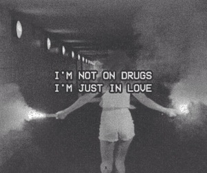 black, drugs, and text image