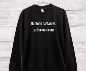 cool tshirt, hipster, and sayings image