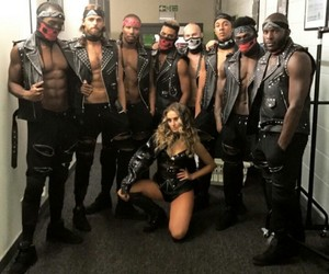 perrie edwards, little mix, and glory days tour image