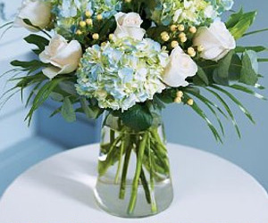 bouquet, flowers, and summer flowers image
