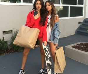madison beer and claudia tihan image