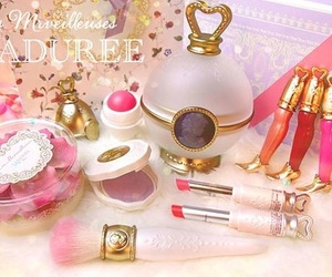 antique, cosmetics, and japan image
