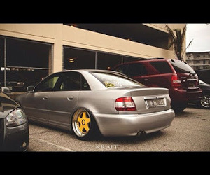 stance, tuning, and audi image