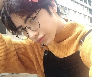 ulzzang, asian, and boy image