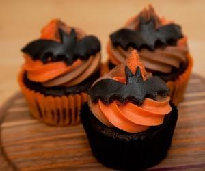 autumn, bats, and chocolate image