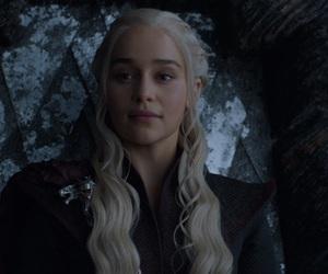 daenerys targaryen, khaleesi, and got image