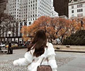 fashion, fall, and city image