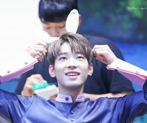 Seventeen, wonwoo, and jeon wonwoo image