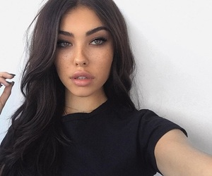 madison beer, makeup, and madison image