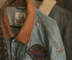 jacket, style, and vintage image