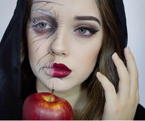 beauty, goals, and Halloween image
