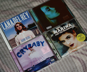 albums, music, and electra heart image