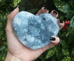 baby blue, couples, and crystals image