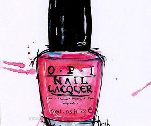 nails, opi, and art image