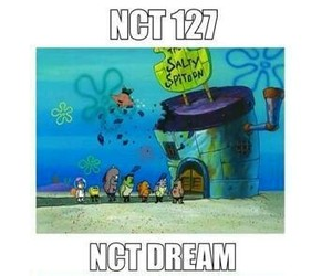 nct dream, nct, and funny image