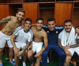 argentina, argentina nt, and papu gomez image