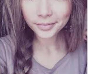 boy, selfie, and girl image
