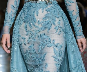 blue, details, and fashion image