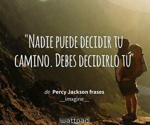 frases, percy jackson, and adolescentes image
