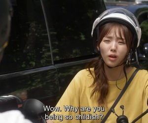 kdrama, 2017, and strongest delivery man image