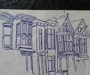 original drawing, i made it, and architecture picture image