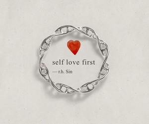 DNA, ring, and self love image