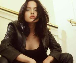 Angelina Jolie, 90s, and actress image