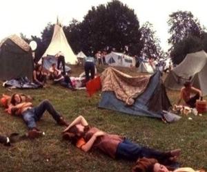 hippie and woodstock image