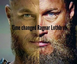 vikings, ragnar lothbrok, and ragnar image