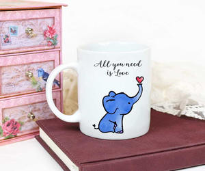 elephant, birthday gift, and girlfriend gift image