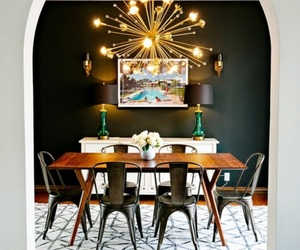 chairs, dining room, and home decor image