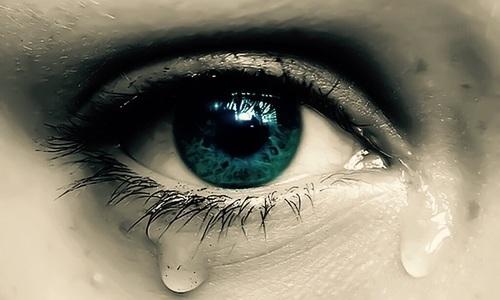 eye and tears image