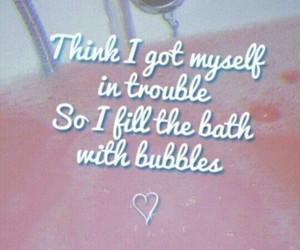 soap, melanie martinez, and bubbles image