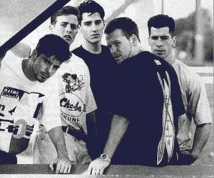 nkotb, donnie wahlberg, and new kids on the block image