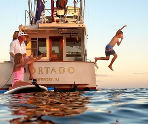 boating, preppy, and fun image