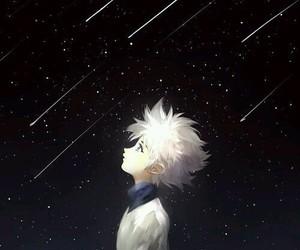 killua, hunter x hunter, and anime image