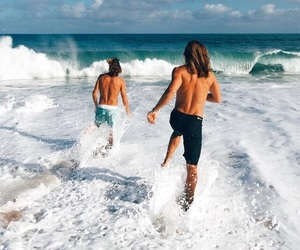 ocean and summer image