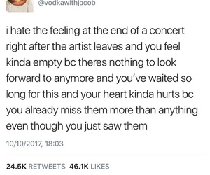 concerts, quote, and quotes image