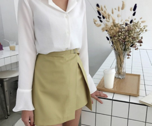 aesthetic, fashion, and skirt image