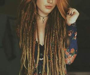 amazing, dreads, and hair image