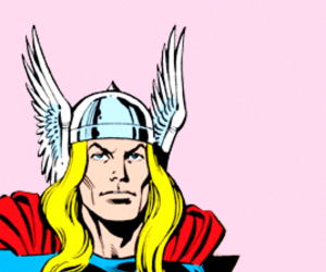 Marvel, thor, and thor odinson image