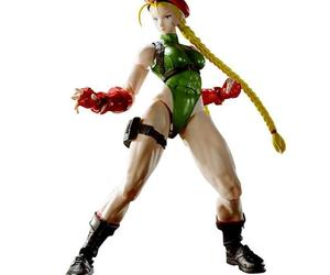 action figure, cammy, and bandai image