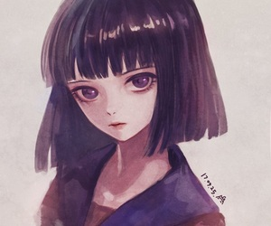 aesthetic, illustration, and purple image