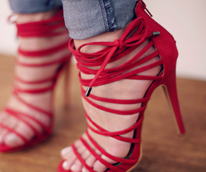 fashion, shoes, and heels shoes image