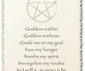 chant, witch, and wicca image