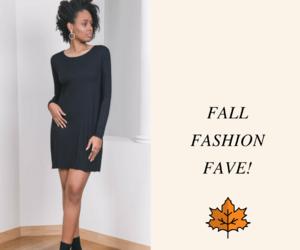 dress, fall fashion, and fashion image