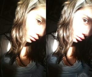 alternativo, belleza, and luz y sombra image