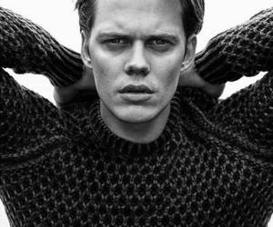 bill skarsgård, Hot, and handsome image