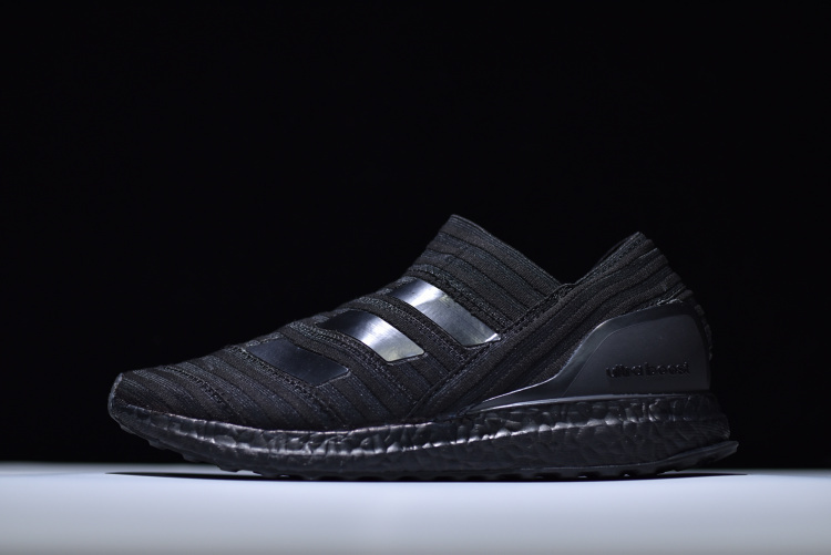 special sales thoughts on stable quality Adidas Nemeziz 17 Tango 360 Agility TR Ultraboost Triple Black