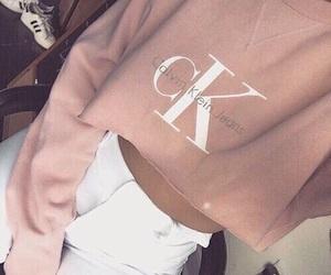 fashion, Calvin Klein, and pink image